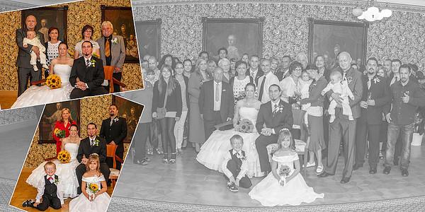 Veronika a Tomáš – svatba