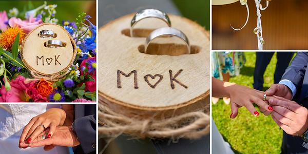 Markéta a Kryštof – svatba