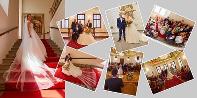 Zuzana a Lukáš – svatba