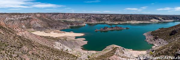 Lago Valle Grande