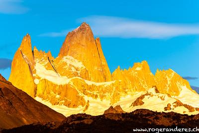 Parque Nacional Los Glaciares-Cerro Fitz Roy