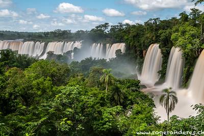 Iguazu Wasserfälle Argentinische Seite