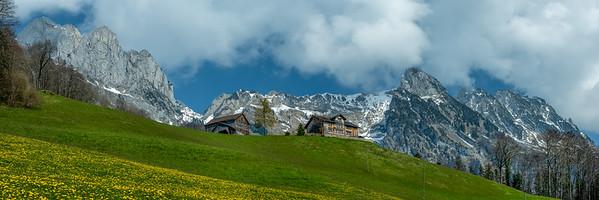 Frümsen - Wildhaus