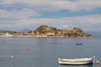 Řecko – ostrov Korfu