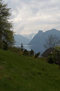 Traunsee, Traunstein