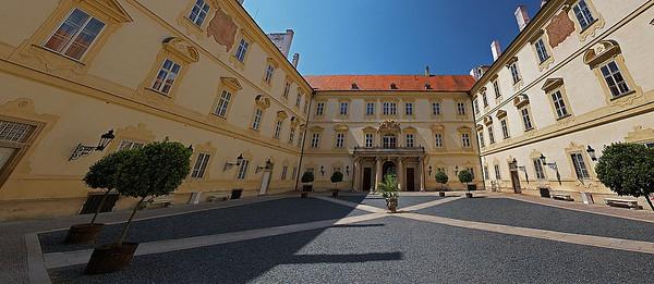 Morava, Vídeň – panorámata
