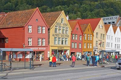 Norsko 2011