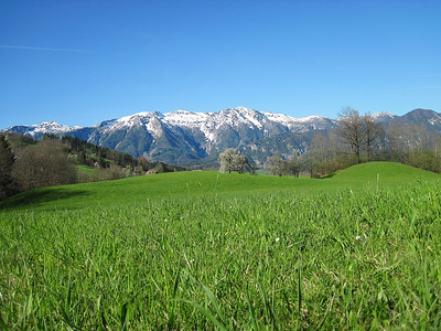 Národní park Kalkalpen – Rakousko