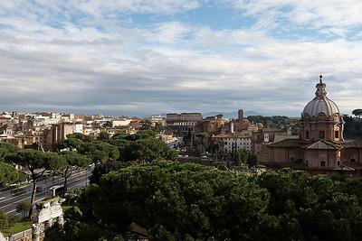 Řím, Vatikán a okolí