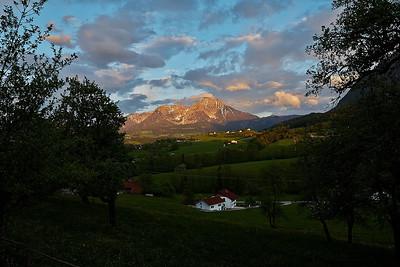 Národní park Kalkalpen – Rakousko – 2013