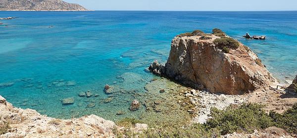 Řecko – ostrov Karpathos – 2013