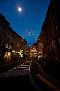 Basilej – Švýcarsko a Colmar – Francie
