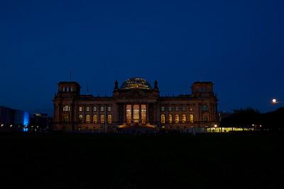 Berlín, Paví ostrov a Postupim