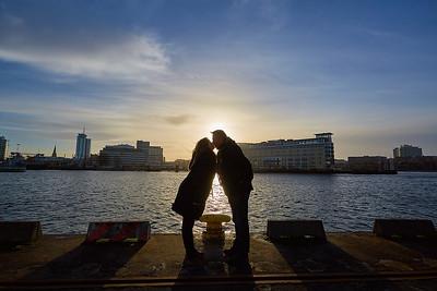 Kodaň – Dánsko a Malmö – Švédsko