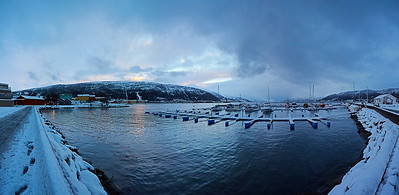 Norsko – z Trondheimu do Bodø a zpět