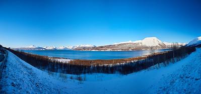 Troms, Vesterály a Lofoty – Norsko