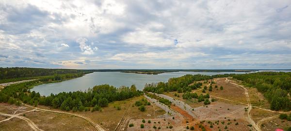 Lužická jezera – Německo | Lusatian Lake District – Germany