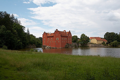 Červená Lhota, Borkovická Blata, Helfenburk