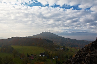 Okolí řeky Kamenice