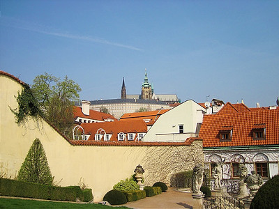 Praha – Vrtbovská zahrada – tip na výlet
