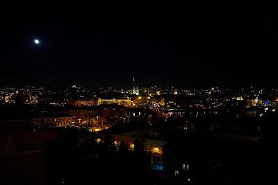Noční fotografie Prahy aneb vysoká citlivost ISO už není problém