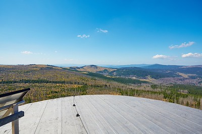 Šumava – Prášilské jezero, Poledník, Jezerní slať, Vydra