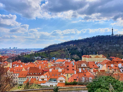 Praha a zajímavá místa v jejím okolí | Prague and its surroundings