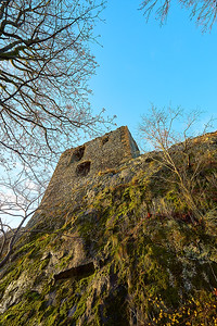 Zřícenina hradu Ralsko | Ruin of Ralsko Castle