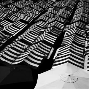 Markt von oben
