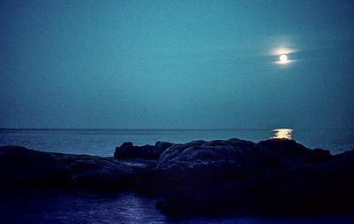 Abendstimmung,  Costa Brava