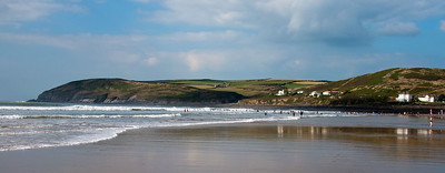Croyde Bay, North Devon