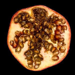 Granatapfel - Normallicht