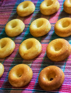 Nature donuts