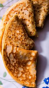 Pancake platter.
