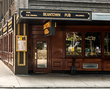 Beatown pub de Boston.