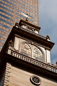 Tour de la Old State House.