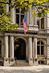 Boston's Old City Hall.