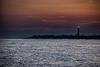 Vue du phare de Cape May.