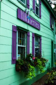 Boutique à Cape May.