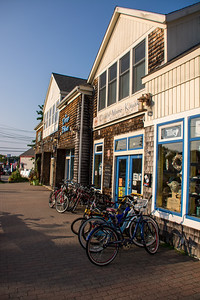 Boutique de bicyclette.