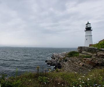 Tour du phare de Portland.