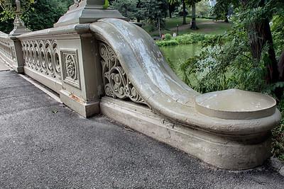 Pont de Central Park.