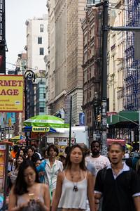 Rues du Chinatown.