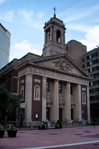 St Andrews Roman Catholic Church, Manhattan.