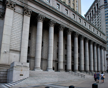 New York City Supreme Court.