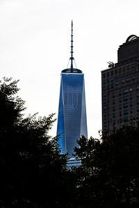 Édifice Freedom Tower, Manhattan.