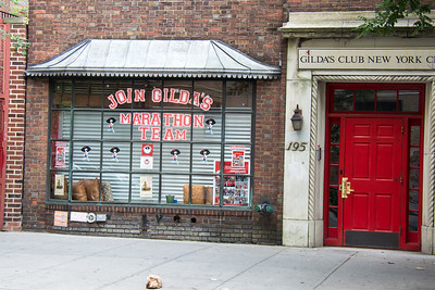 Gilda's club, New-York.