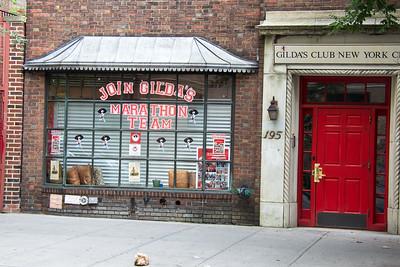 Gilda's club, New-York.