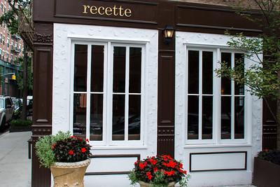 Restaurant Recette de New-York.
