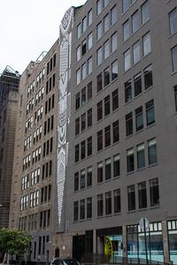 Bâtiment de New-York.